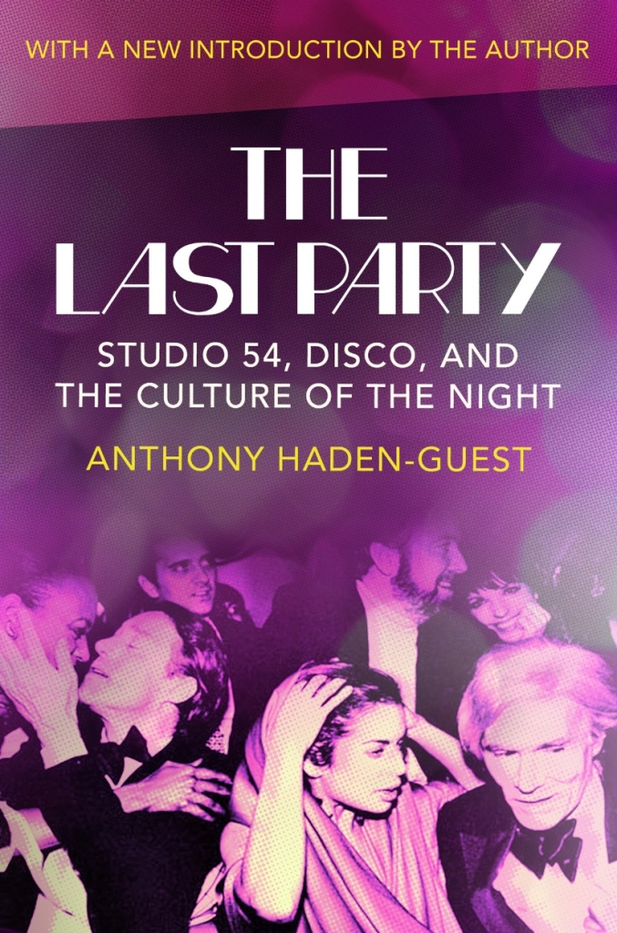 Cover of The Last Party