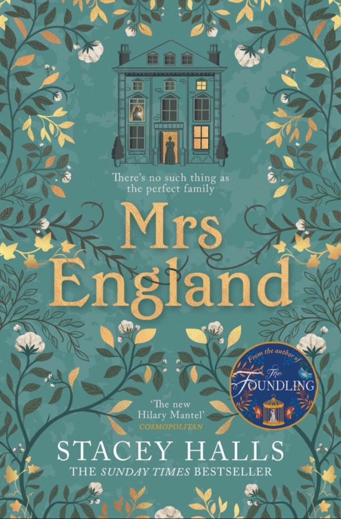 Cover of Mrs England