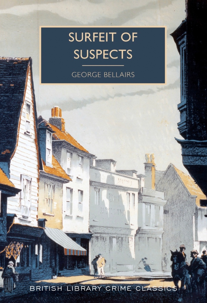 Cover of Surfeit of Suspects