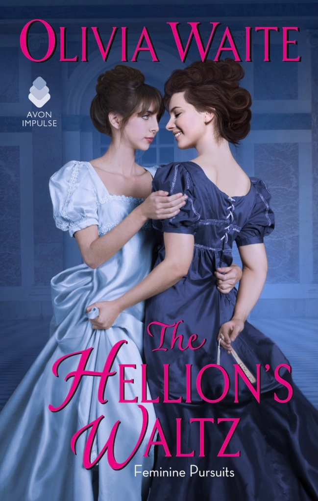 Cover of The Hellions Waltz