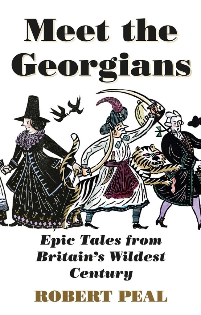 Cover of Meet the Georgians