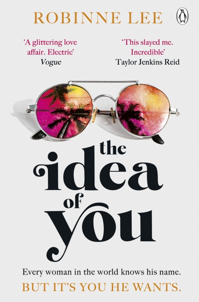 Cover of The Idea of You
