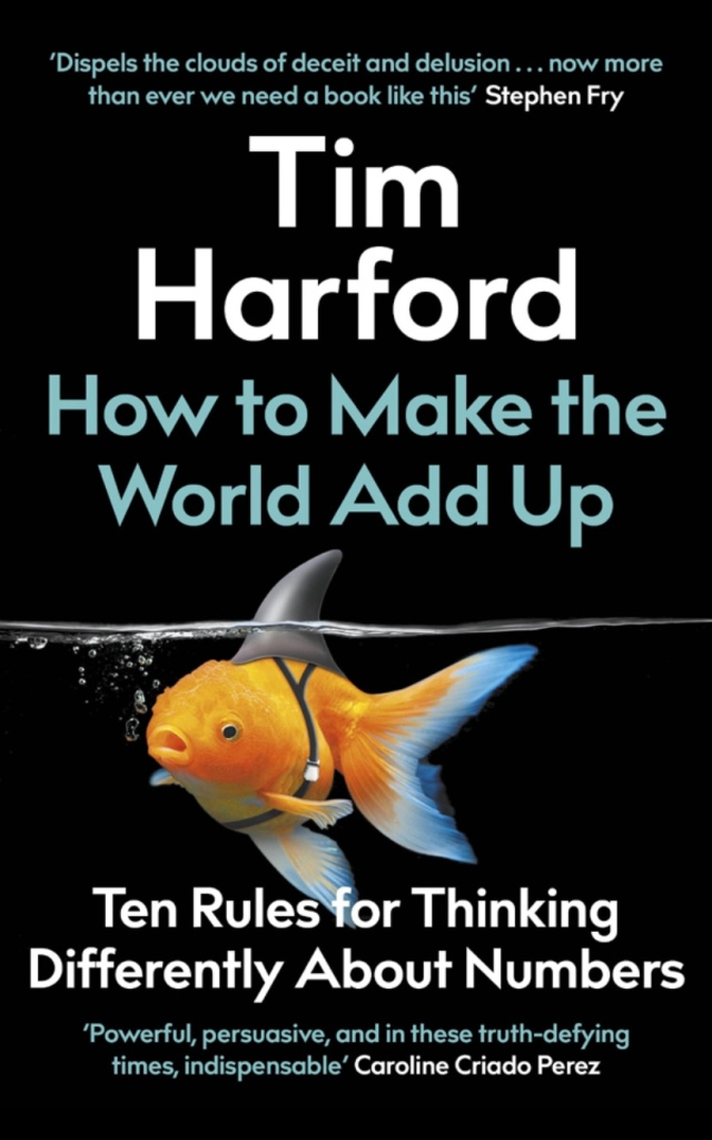 Cover of How to Make the World Add Up