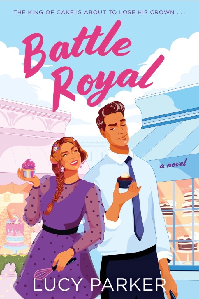 Cover of Battle Royal