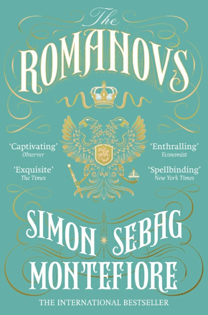 Cover of the Romanovs