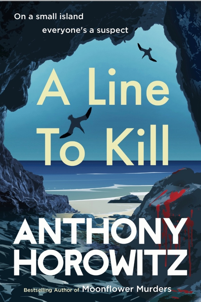 Cover of A Line to Kill