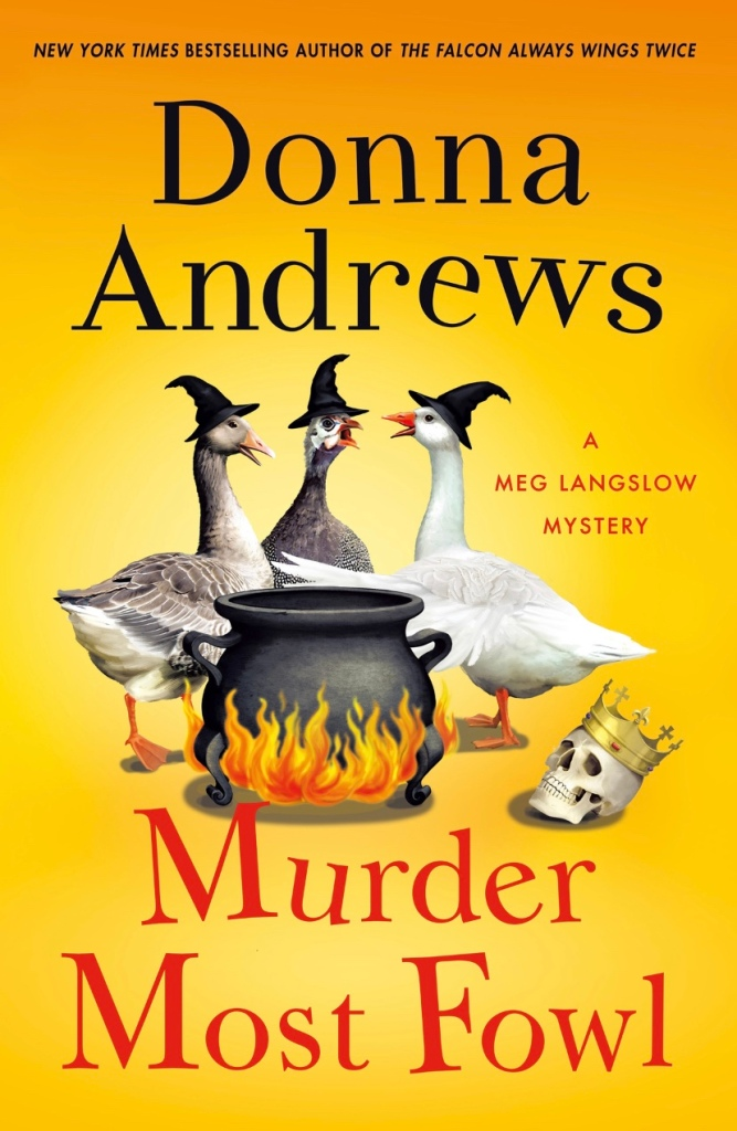 Cover of Murder Most Fowl